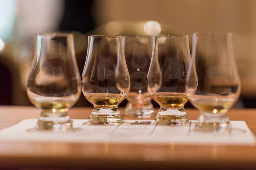 Egy hétvége, melyen a whiskyé a főszerep