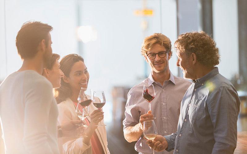 Tényleg vannak borfogyasztó típusok?