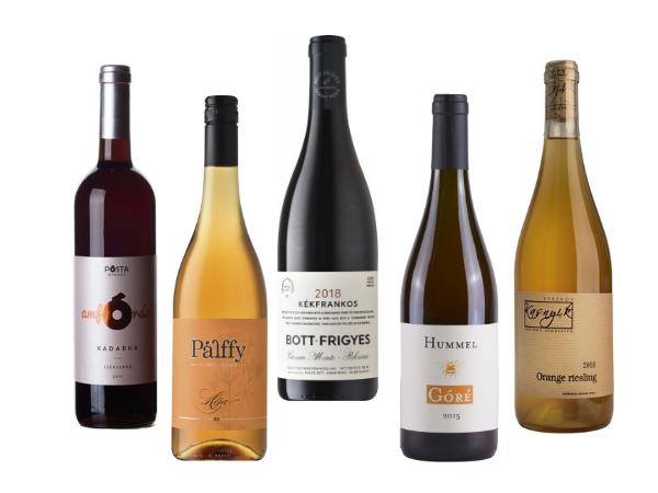 Alternatív eljárással készült borok